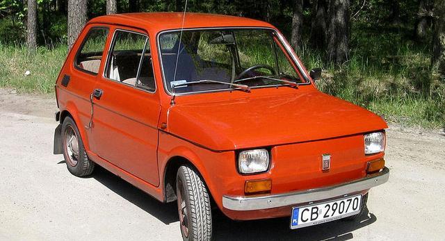Maluch - Fiat 126p