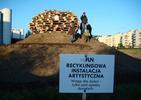 Pierwszy w Polsce plac zabaw dla dzieci w całości wykonany z odpadów już otwarty!
