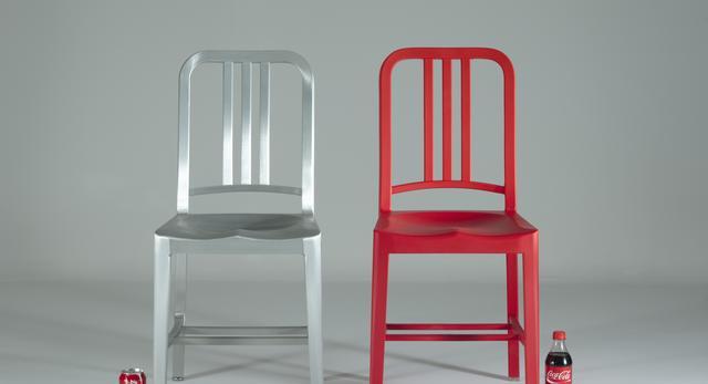 krzesło 111 Navy Chair