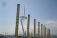 Barcelona - wieża Calatrava