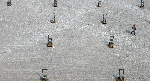 Plac Bohaterów Getta w Krakowi
