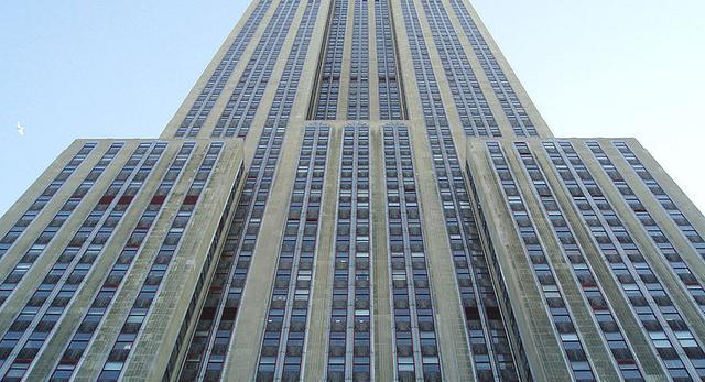 Wieżowce a kryzys gospodarczy - Empire State