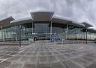 Lotnisko Wrocław: Nowy terminal lotniska we Wrocławiu już dział [ZDJĘCIA]