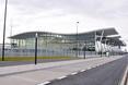 Nowy terminal lotniska we Wrocławiu