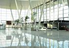 Lotnisko we Wrocławiu. Nalot rosyjskich kibiców na Euro 2012