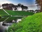Niewidzialny most w Holandii