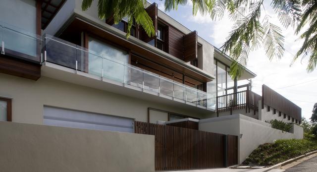 Nowoczesny dom w Brisbane