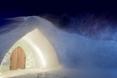 Hôtel de Glace – lodowy hotel w Québecu w Kanadzie