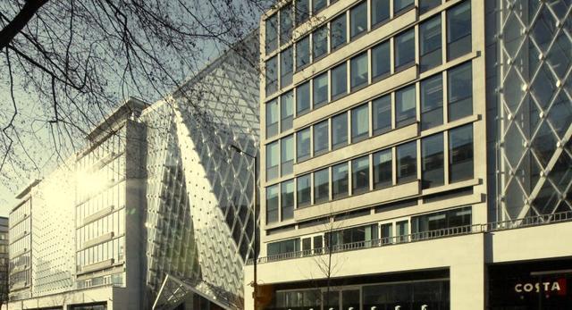 Biurowiec przy 55 Baker Street, Londyn