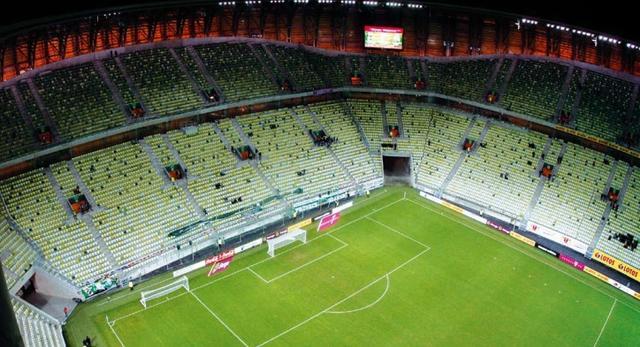 Luksusowa PGE Arena
