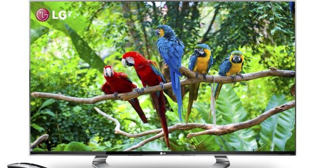 LG stylowy telewizor