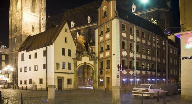 Kamienica Wrocław