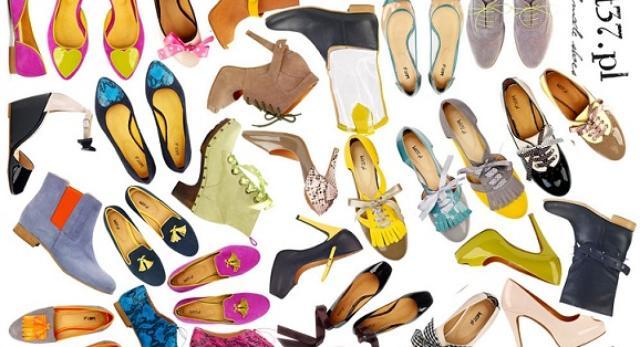 Kolekcja butów LOFT37