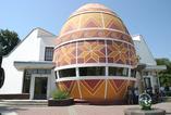 Pisanka muzeum ukraina jajko