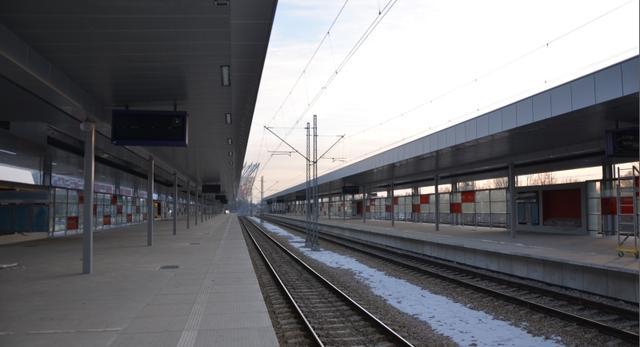 Dworzec Warszawa Stadion