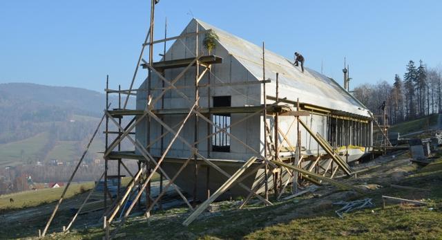 Dom architekta. Arka Koniecznego w Brennej