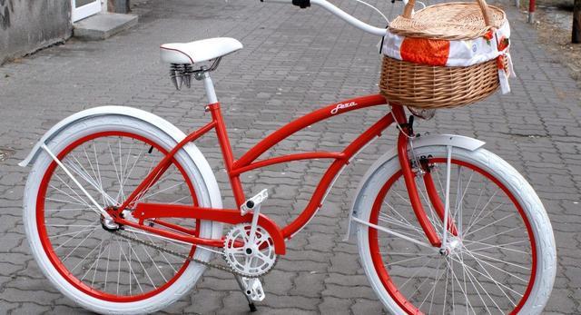 Retro rowery z bajki