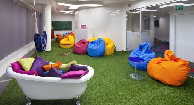 Design warszawskich biur