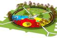 Plac zabaw w Tychach na osiedlu Balbina
