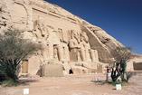 Świątynia Ramzesa II w Abu Simbel, Egipt