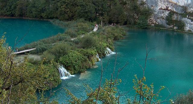 Malownicze Jeziora Plitvickie w Parku Narodowym!
