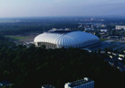 Włochy Chorwacja w Poznaniu. Stadion w Poznaniu na Euro 2012