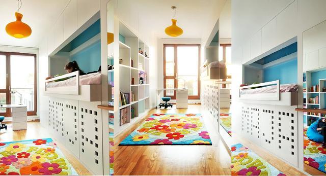 Idealny pokój dla dziecka!