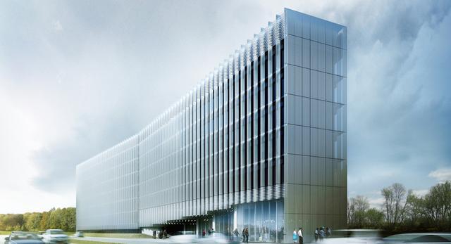 Budynek biurowy 17 stycznia