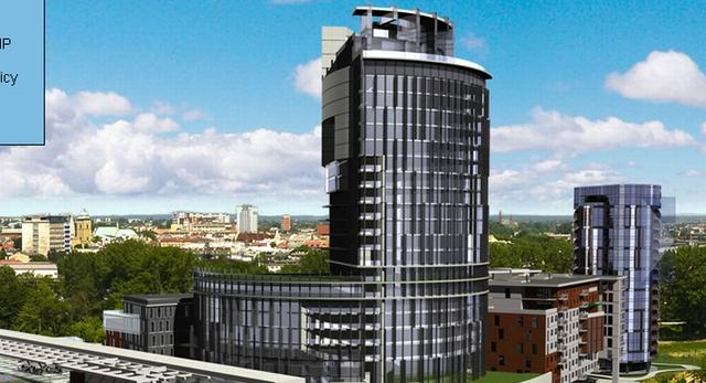 Wieżowiec Capital Towers Rzeszów