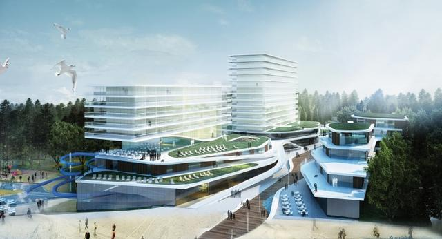 Projekt Park Baltic Molo