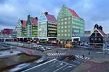 Zielone domy Holandia 1