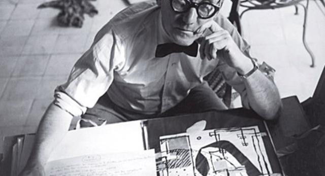 Le Corbusier ojciec modernizmu