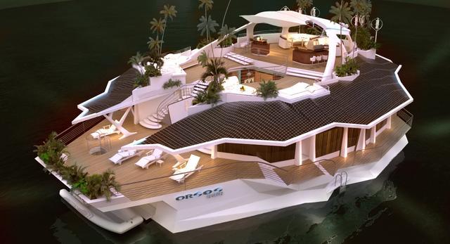 Pływająca wyspa 5