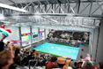 Water Polo Arena - założenie proste, ale wystarczające na potrzeby Igrzysk Olimpijskich w Londynie