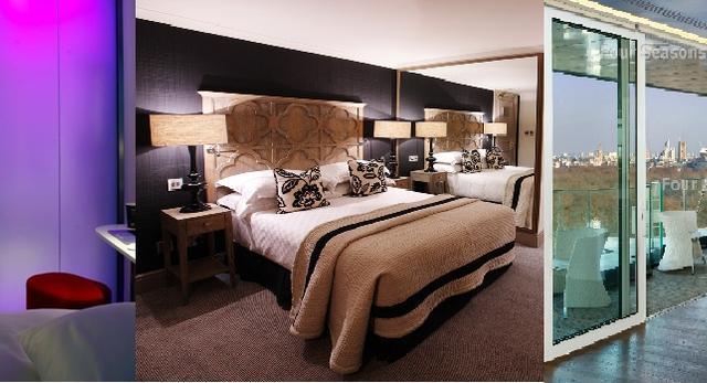 Prezentujemy najlepsze hotele w Londynie
