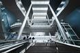 Lotnisko w Dubaju. Terminal 1 mimo że dużo starszy, także zbudowany na najwyższym poziomie architektonicznym