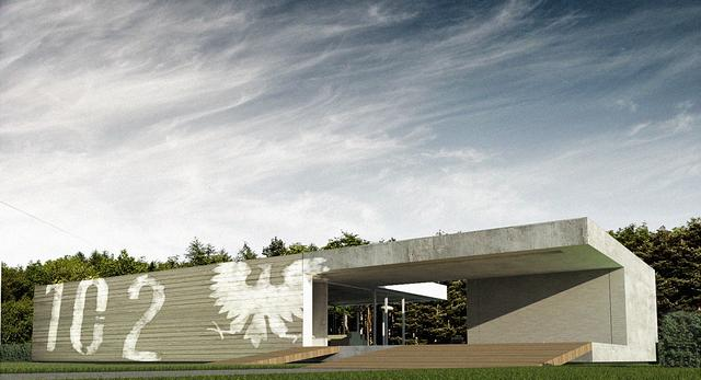 Dom jednorodzinny 102 w Międzyrzeczu to na razie tylko projekt, ale czekamy na jego realizację!