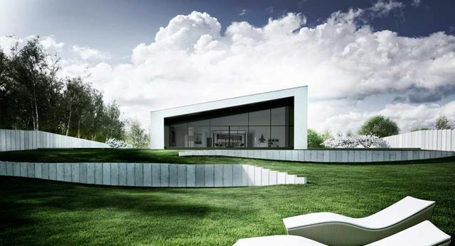 Dom z atrium 5