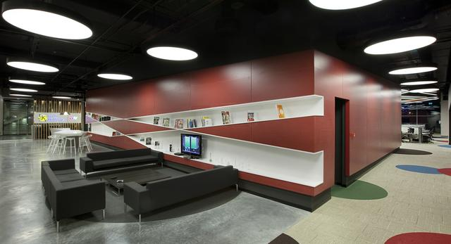 Wnętrza biura e-bay 6