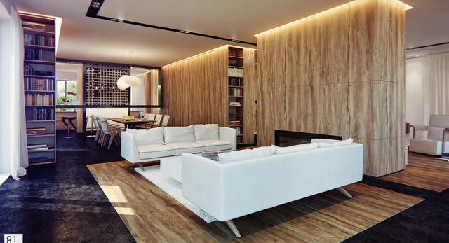 wn trze modernistyczne z dodatkiem stylu art deco jak urz dzi mieszkanie albo dom w stylu. Black Bedroom Furniture Sets. Home Design Ideas