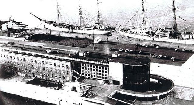 Budynek Akwarium Gdyńskiego