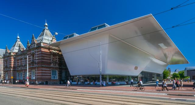 Nowe skrzydło Stedelijk Museum