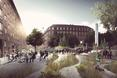 W pobliżu planowanego parku znajdzie się wiele kawiarni, fontanna i miejsce dla spacerujących Duńczyków