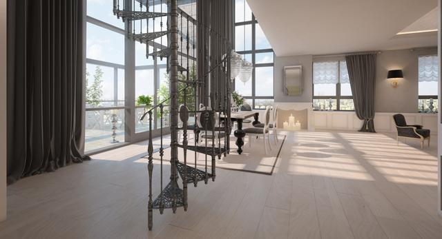 Penthouse Karoliny Woźniackiej