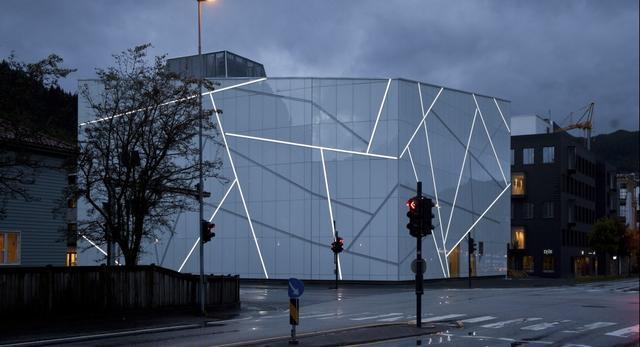 Muzeum sztuki w norweskim Forde