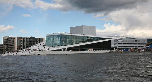 Biuro projektowe Snohetta zaprojektowało m. in. słynną operę w Oslo