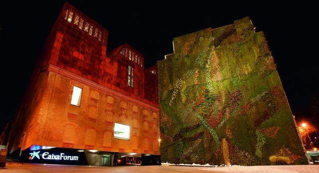 Centrum Sztuki CaixaForum w Madrycie