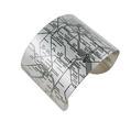 Designerska mapa paryskiego metra