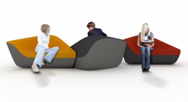 Seating Stones są przeznaczone dla każdego i mogą być wykorzystane w pomieszczeniu o dowolnej funkcji