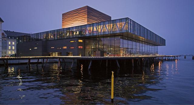 Duński Teatr Królewski w Kopenhadze